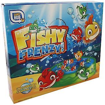 Spel Hub Fishy Frenzy spel