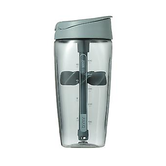 TRIMR Tritan Protein Shaker Water Bottle 700ml in Grey