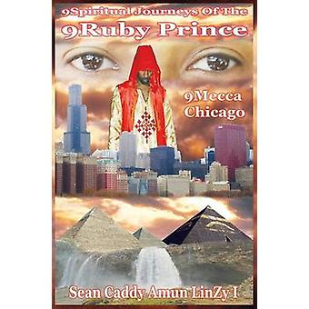 9Ruby Prince Of Abyssinia Krassa Amun Caddy The Journey Of 19 Sacred Scrolls Of Ancient Mysteries by Tewodros & Sean Alemayehu