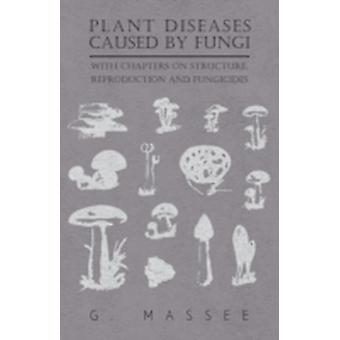 Plant Diseases Caused by Fungi  With Chapters on Structure Reproduction and Fungicides by Massee & G.