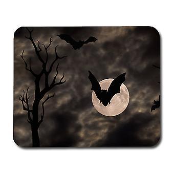 Halloween Liliecii Mouse Pad