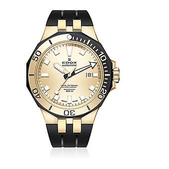 Edox - ساعة اليد - الرجال - دولفين - تاريخ الغواص التلقائي - 80110 357JNCA DI