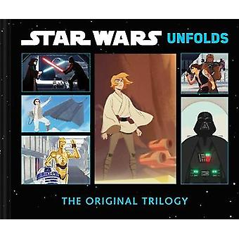Star Wars Unfolds by Abrams - 9781419741227 Book