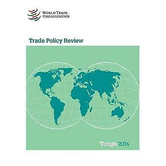 Tonga 2014 by WTO - 9789287039392 Book