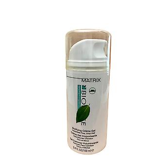 Matrix Biolage Bodifying Creme Gel Fine et cheveux mous 3.4 OZ