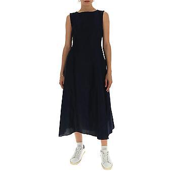-apos;S Max Mara 92210502600131003 Women-apos;s Blue Cotton Dress