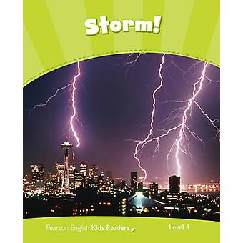 Level 4 Storm CLIL by Crook & Marie