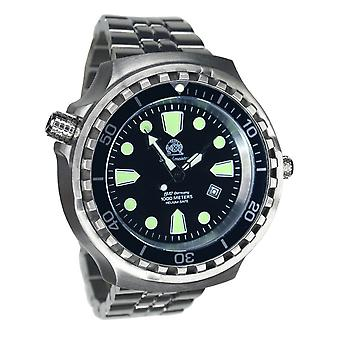 Tauchmeister XXL automatic watch 1000 m Diver Craft T0253M