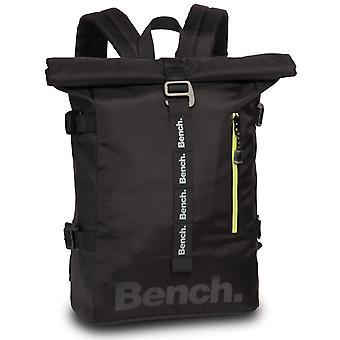 Bench Adventure Roll-Top Backpack 41 cm, Black