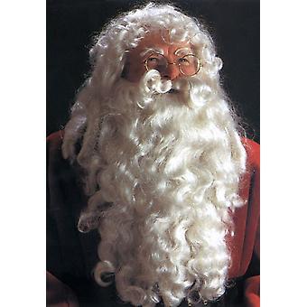 Santa Wig And Beard For Christmas