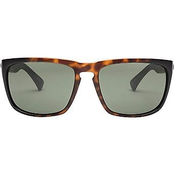 Electric California Knoxville Sunglasses - Tortoise Shell Burst/Ohm Grey