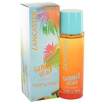 Summer Splash Eau De Toilette Spray By Lancaster 3.4 oz Eau De Toilette Spray