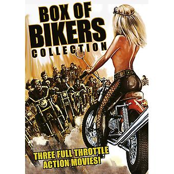 Box of Bikers (3 Movie Pack) [DVD] USA import