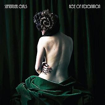 September Girls - Age of Indignation [CD] USA import