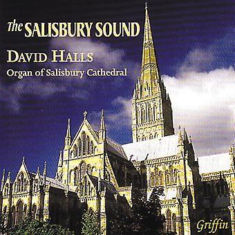 David Halls - The Salisbury Sound [CD] USA import