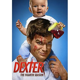 Dexter - Dexter: The Fourth Season [DVD] USA import