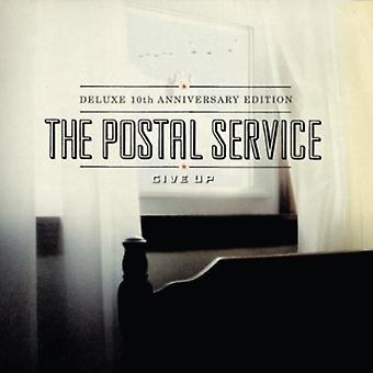 郵便サービス - を与えるアップ 10 周年記念デラックス版 (2 CD) [CD] アメリカ インポート