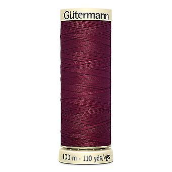 Gutermann Costura-tudo 100% Polyester Thread 100m Código de Cor da Mão e da Máquina - 375