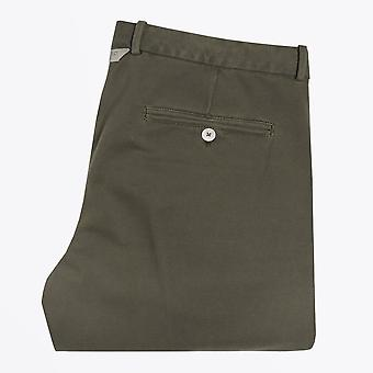 Circolo 1901  - Stretch Drawstring Trousers - Olive