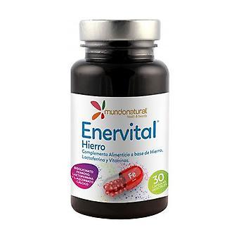 Enervital Iron 30 capsules