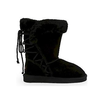 Laura Biagiotti - Shoes - Ankle boots - 5898-19_BLACK - Ladies - Schwartz - EU 38