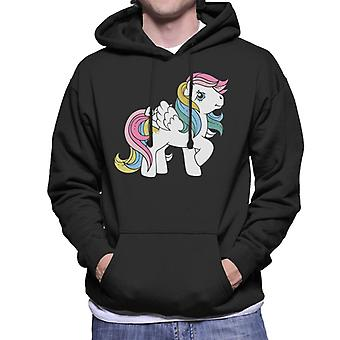 My Little Pony Starshine Firefly Pose Men's Hooded Sweatshirt