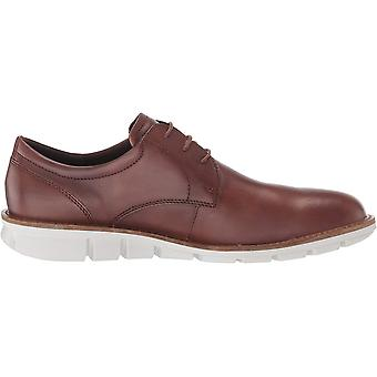ECCO Men's Jeremy Modern Oxford, Amber, 8-8.5