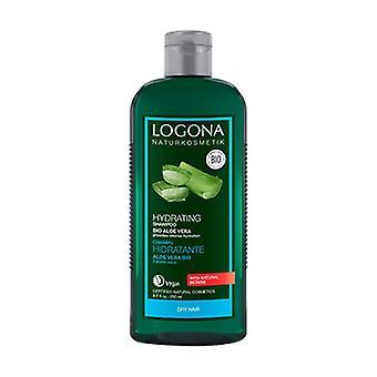 Aloe Vera Bio Moisturizing Shampoo 250 ml