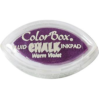 Clearsnap ColorBox Chalk Ink Cat's Eye Varm Violet