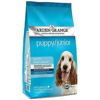 Arden Grange Puppy Junior - 6kg