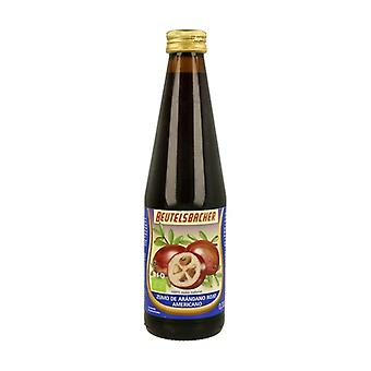 Jus de canneberge américain 330 ml