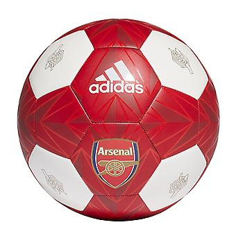 adidas Arsenal Club Football Match Training Bal Rood / Wit