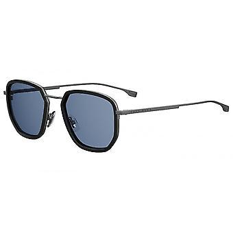 Sunglasses Men 1029/F/S807/KU Men's Black/Blue