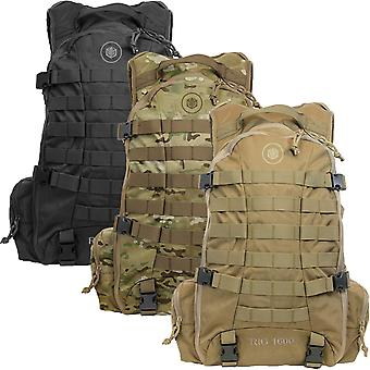 Aquamira Tactical Rig 1600 Pressurized Hydration Pack