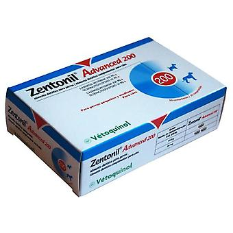 Vétoquinol Zentonil Advanced para A Função Hepática