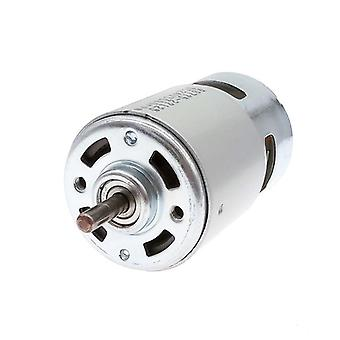 Dc12v Motor 775 Dc 24v Double Ball Bearing 1000rpm8500rpm6000rpm4500rpm3000rpm Large Torque Low Noise