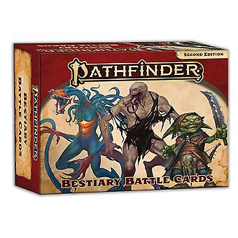 Pathfinder Bestiary Battle Cards P2