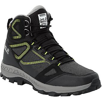 Jack Wolfskin Mens Downhill Texapore Mid Walking Boots