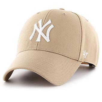 47 النار Snapback كاب-الكاكي MVP نيويورك يانكيز