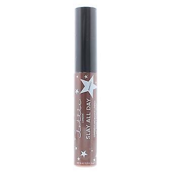Lottie Slay All Day Longwear Matte Metallic Liquid Lipstick 6ml - Shook