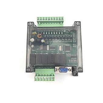 Plc Industrial Control Board With Housing Fx1n-14mr Fx1n-14mt Controller