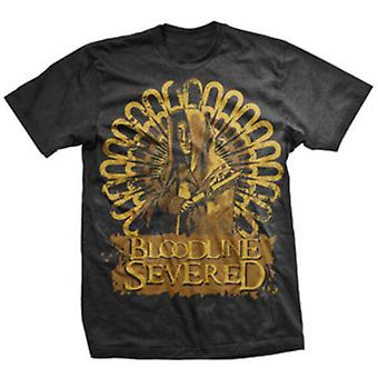 Bloodline Severed Letters To Decapolis T-shirt