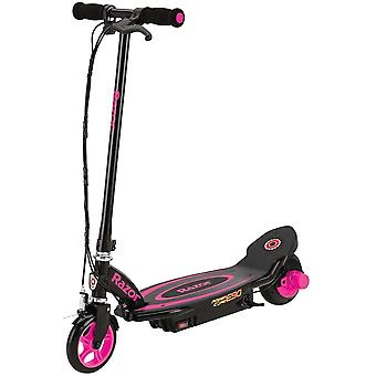 Razor pink power core e90 12 volt scooter for 8 years plus