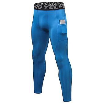 Männer Quick Dry Short, Running Tights Men's Compression Running Shorts-männlich