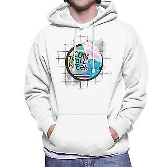 Trolls Con Troll Freak Men's Hooded Sweatshirt