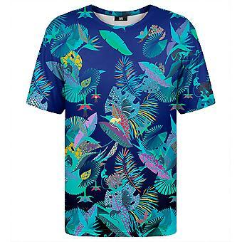 Mr. Gugu Miss Go Dschungel Nacht T-shirt