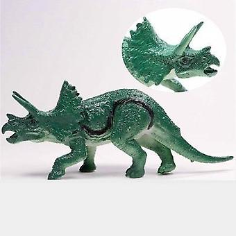 Realistic Dinosaurs, Plastic Assorted World Series, Velociraptor Figure