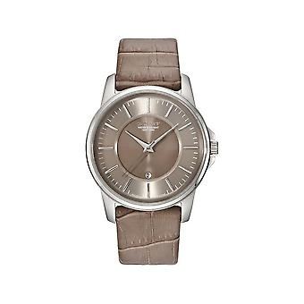 Gant -BRANDS - Аксессуары - Часы - WARREN-GT004002 - Мужчины - сиенна, серебро
