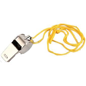 3pcs Treinador de aço inoxidável whistles high frequency tones boxed versão
