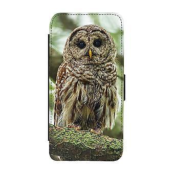 Custodia portafoglio Owl iPhone 12 / iPhone 12 Pro